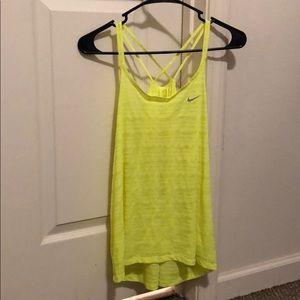 Dri-fit Nike athletic shirt